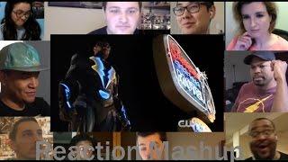 Black Lightning   First Look Trailer   REACTION MASHUP