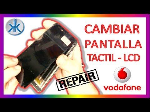 👍✔ Cambio de pantalla completa Vodafone Smart prime 6 VF-895N Replacement touch screen
