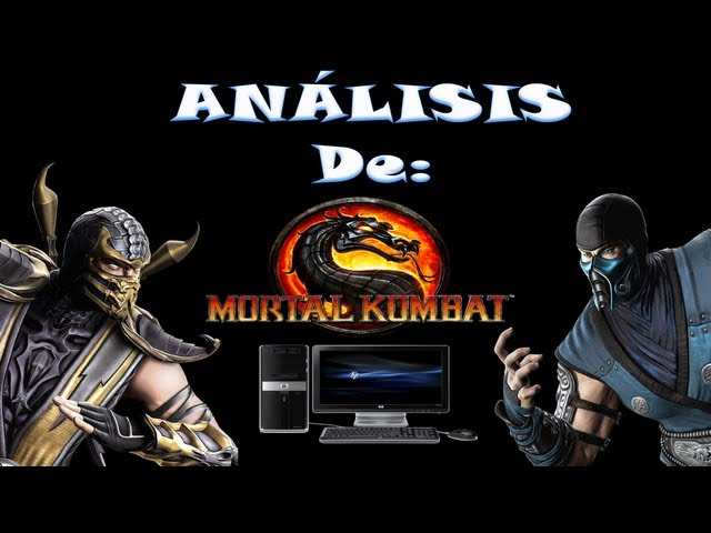 Analisis de Mortal Kombat 9 (MK9) Version de PC Videos De Viajes
