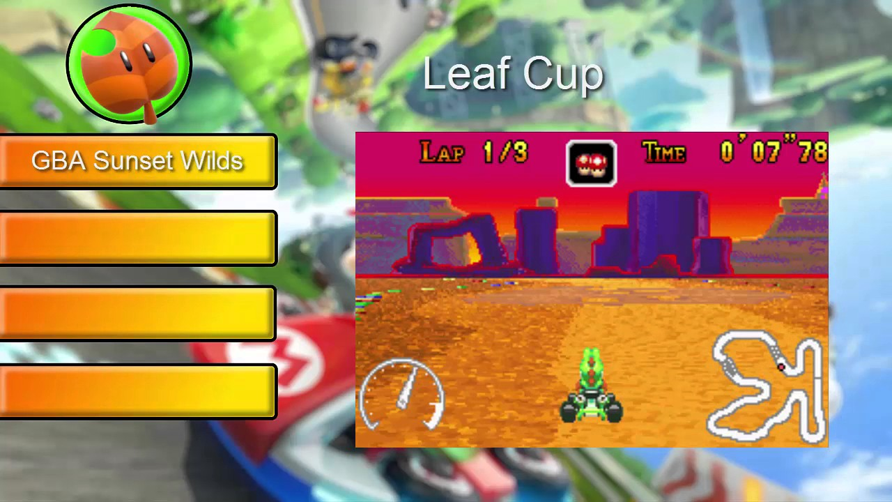 Mario Kart 9 Retro Track Predictions Youtube