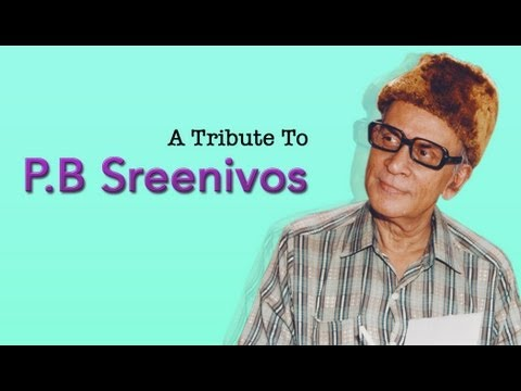 A tribute to PB Sreenivos (Vol 2) - Jukebox (Full Songs)