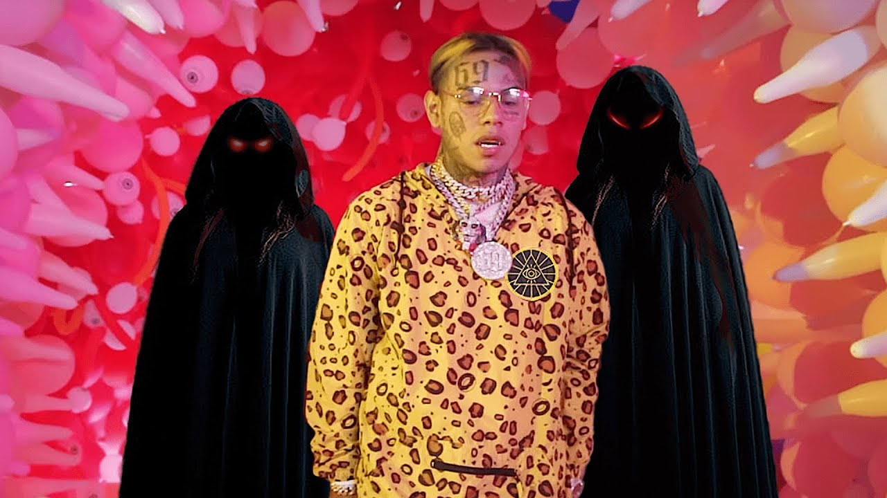 "Tekashi 6ix9ine Welcomed In To The Illuminati - ""FEFE"" Exposed!"