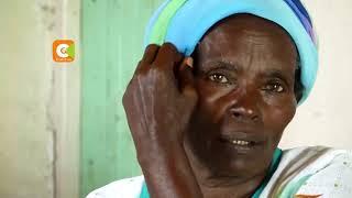 Furaha ya mwanamke aliyemsalimu Rais Kenyatta Solai