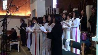 Choiur Teresa &  Altar Servers The Immaculate Conception of the Blessed Virgin Mary