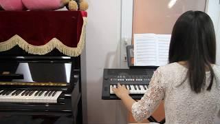 Trường làng tôi - Organ - Phan Vĩnh Quỳnh Anh