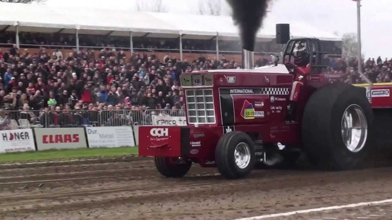 Pro Stock Pulling Tractors : Tractor pulling füchtorf  pro stock t youtube