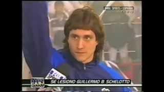 Guillermo Barros Schelotto y la no entrevista con Benedetto