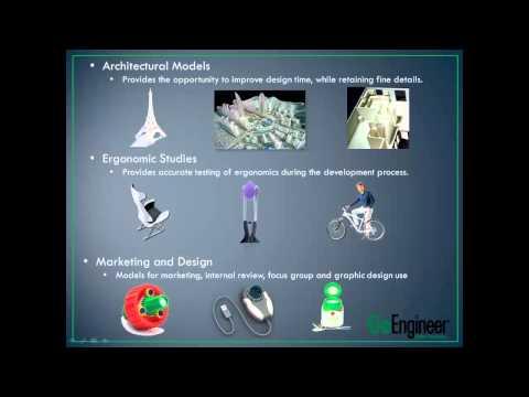 Stratasys - 3D Printing 301: Applications of 3D Printing