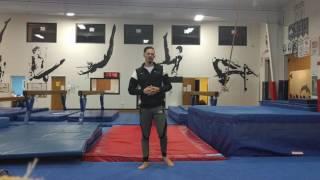 Standing full tutorial. How teach/learn.