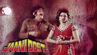 Sridevi, Shakti Kapoor, Jaani Dost - Comedy Scene 14/16 | Bollywood Movies