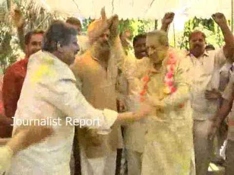 AP, Tealangana Governor Narasimhan, Congress Leader Danam Nagendar Holy Celebrations in Raj Bhavan