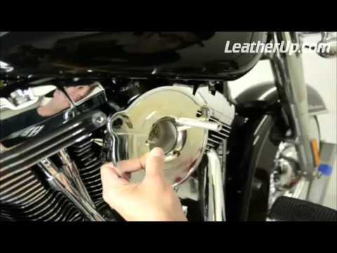 LA Chopper xXx Big Air Kit for Harley Davidson Installation Video at LeatherUp.com