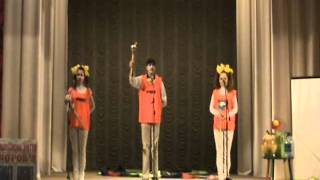 Конкурс агитбригад часть 3.mp4(Ежегодный фестиваль детского творчества