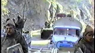 Дорога Кабул - Саланг