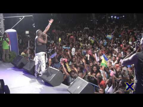 Blaxx - Leh Go (Soca On De Hill 2014) Live! HD