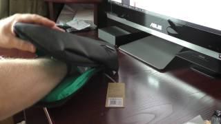 Обзор и распаковка Original Xiaomi Sling Bag (DEEP GRAY) от GearBest