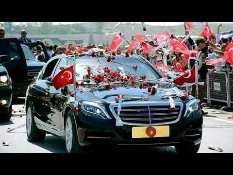Recep Tayyip Erdoğan Kutlu dava seçim şarkısı 2018