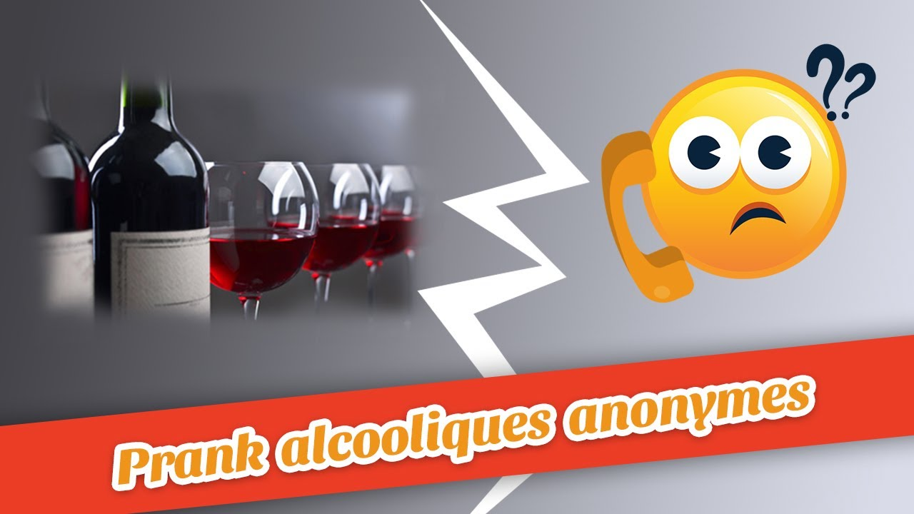 cute cheap high quality for whole family Prank des Alcooliques Anonymes Allogag - YouTube