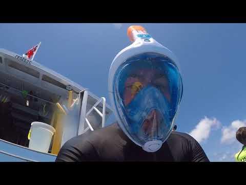 snorkelen Australië Great barrier reef gopro hero5