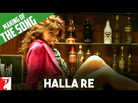 Making Of The Song - Halla Re | Neal 'n' Nikki | Uday Chopra | Tanisha Mukherjee
