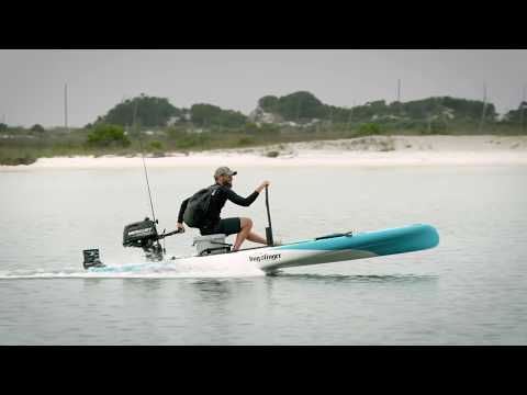 BOTE Rover Motorized Paddle Board: How to