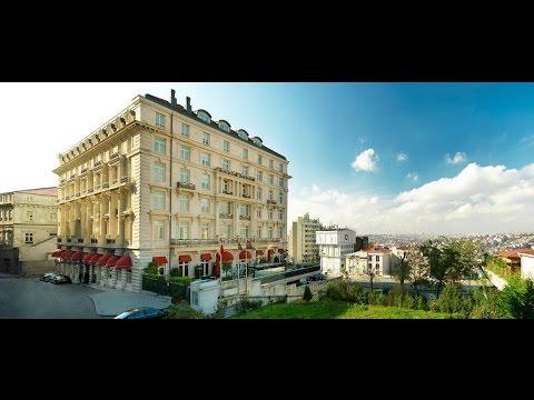 Pera Palace Hotel Jumeirah - Istanbul, Turkey