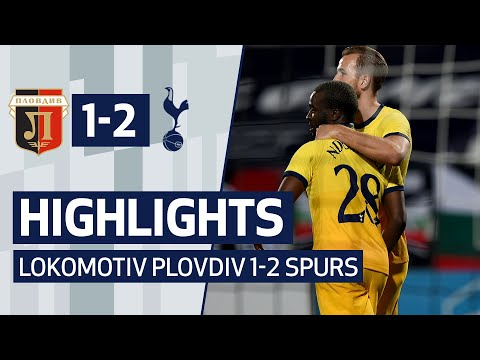 HIGHLIGHTS | LOKOMOTIV PLOVDIV 1-2 SPURS