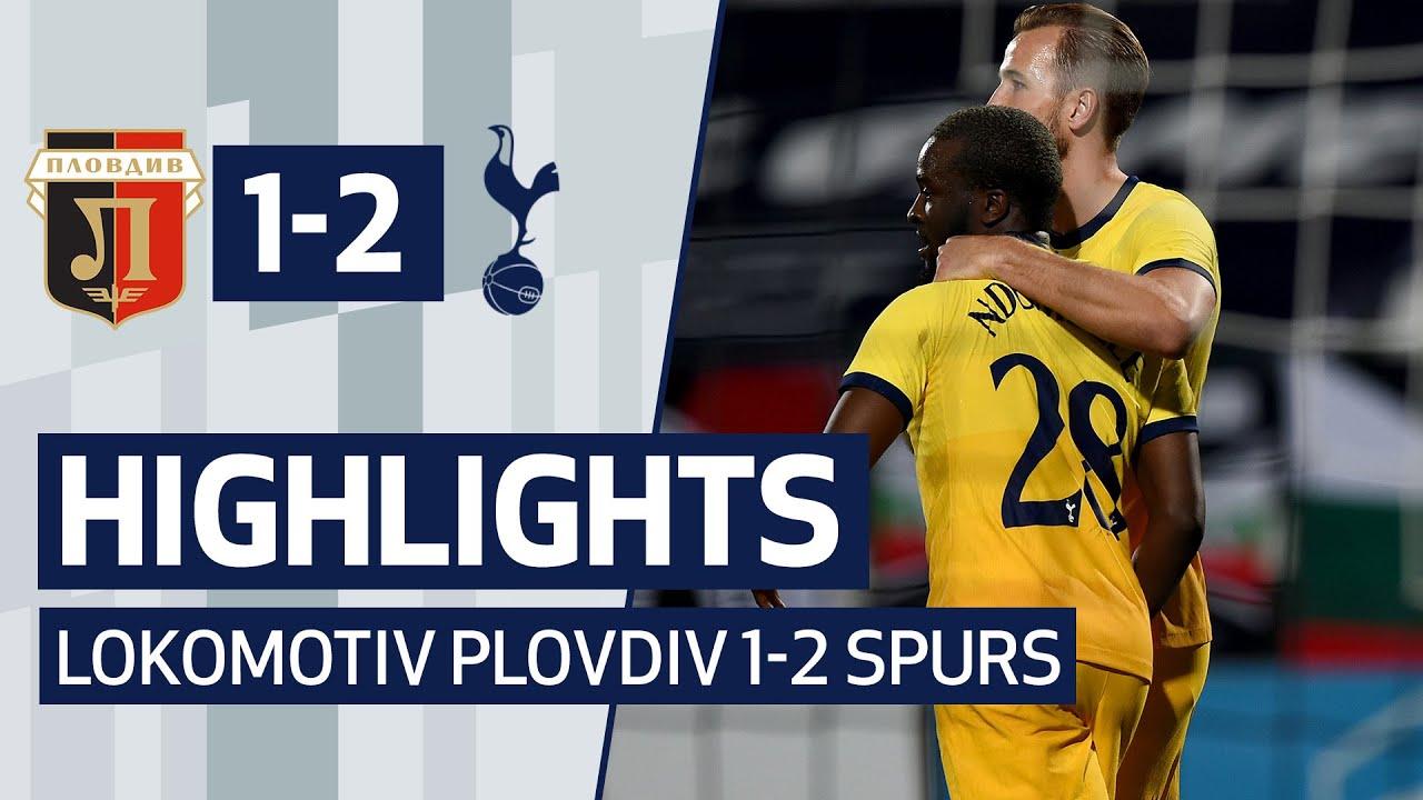 HIGHLIGHTS | LOKOMOTIV PLOVDIV 1-2 SPURS