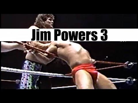 Jim Powers vs Paul Diamond: Jobber vs Jobber