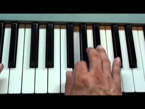The Script Hall Of Fame Ft Willi Piano Tutorial Youtube