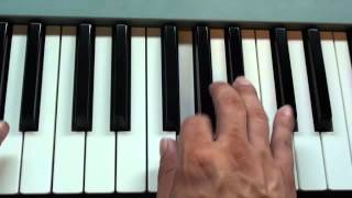 The Script - Hall of Fame ft. will.i.am - Piano Tutorial