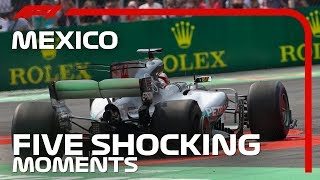 5 Shocking Moments From The Mexico Grand Prix