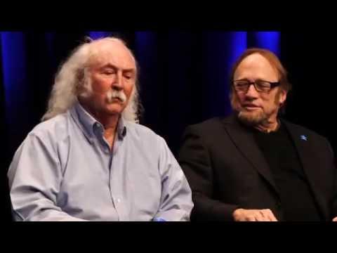 Crosby, Stills & Nash  CSN Interview
