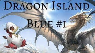 Dragon Island Blue LP #1 A Rough Start