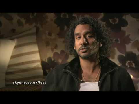 Sky One Interview Naveen Andrews