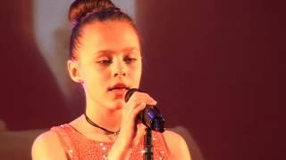 HALLELUJAH performed by SOPHIE MAE at Sheffield TeenStar Singing Contest