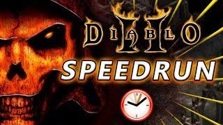 #Speedrun???? Diablo 2 - Pierwsze próby walki z czasem - Na żywo