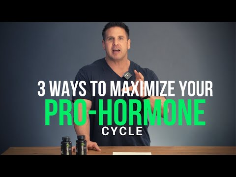 3 Ways To Super Charge Your ProHormone Cycles! - Epishred 8 Week Cycle!