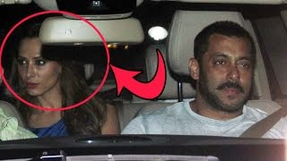 Salman - Lulia Relationship exposed on Camera !