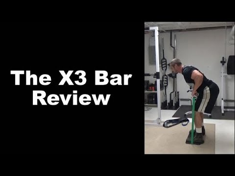 X3 Bar Review - Portable, Heavy-Resistance Band Training on the road or at home