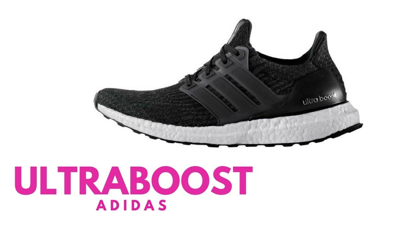 Correr Zapatillas Youtube Ultraboost Para Deportivas Adidas fIan5WcW