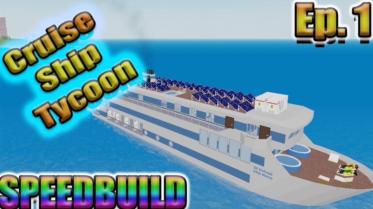 cruise ship tycoon cheats