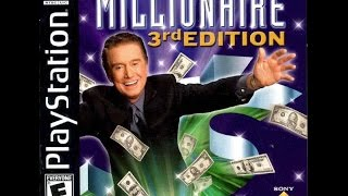 Who Wants to be a Millionaire: 3rd Edition (PlayStation)