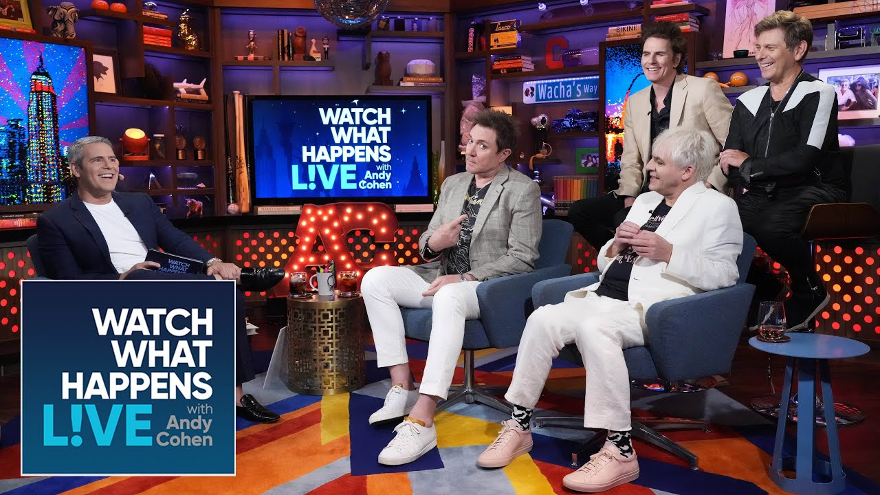 Was Michael Jackson Rejected by Duran Duran? | WWHL