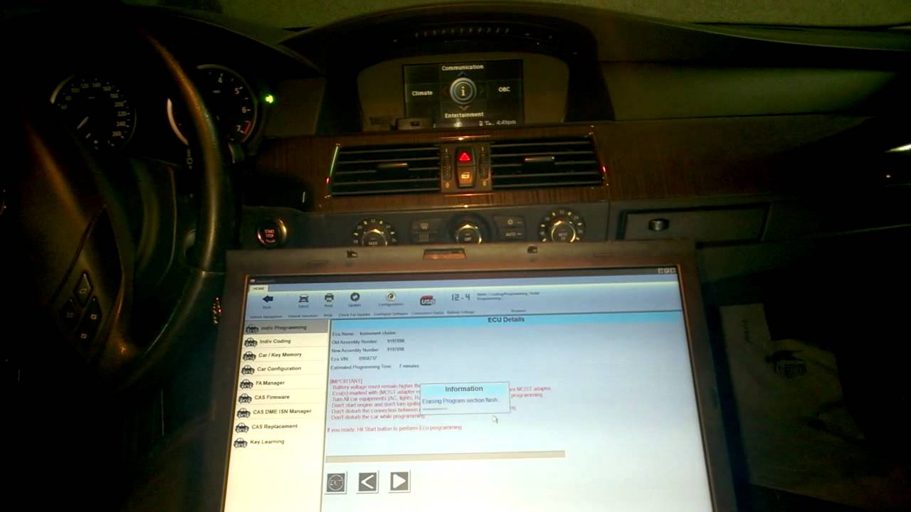 Bmw Ecu Programming And Coding Using Autohex Ii