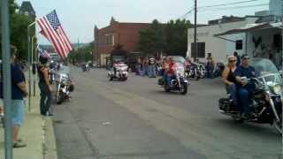 Rolling Thunder 13 Scranton PA Gino Merli Veterans Center