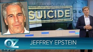 Jeffrey Epstein's Death: What Really Happened Behind Bars