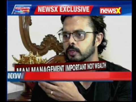 Sreesanth on NewsX—All I can say that people who hate me can still hate me