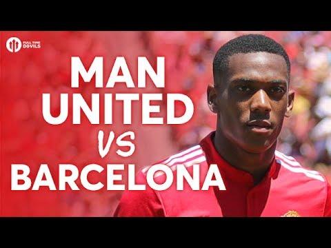 Manchester United vs Barcelona LIVE PREVIEW
