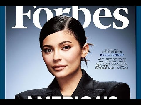 Kylie Jenner: A Self Made Billionaire?